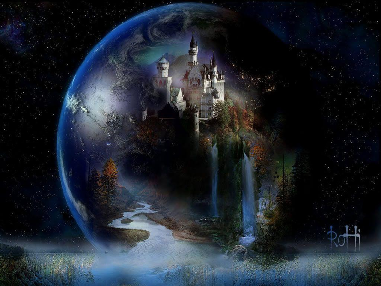 Fairy Woods HD Backgrounds HD Wallpapers
