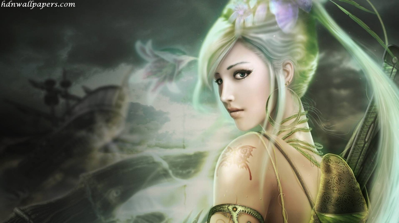 Fairy wallpapers hd 1366x768