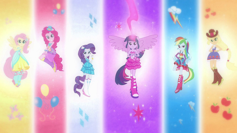 My Little Pony Equestria Girls Wallpapers