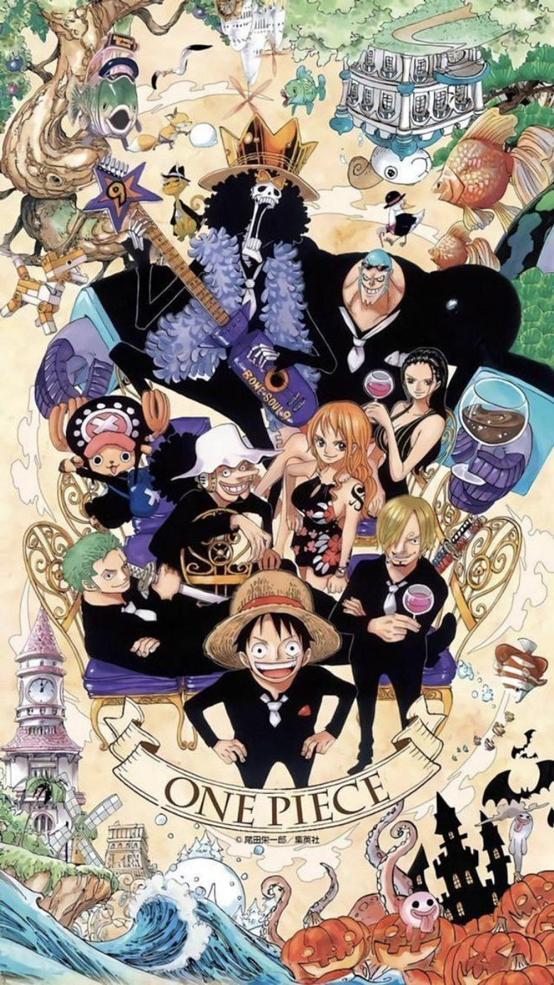 wallpapers one piece 4k in 2020