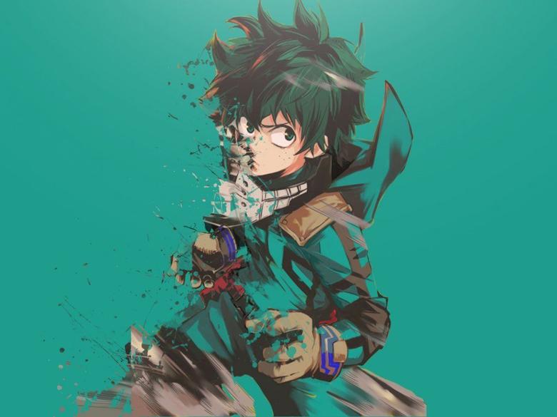 photo of Desktop wallpapers izuku midoriya boku no hero