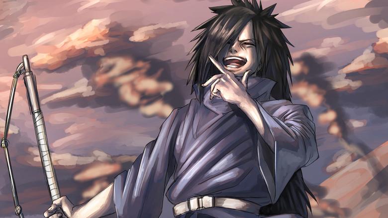 Naruto Laugh 4K HD Wallpapers