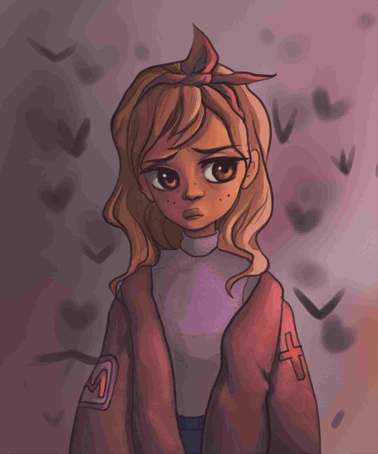 Sad Cute Drawings Aesthetic