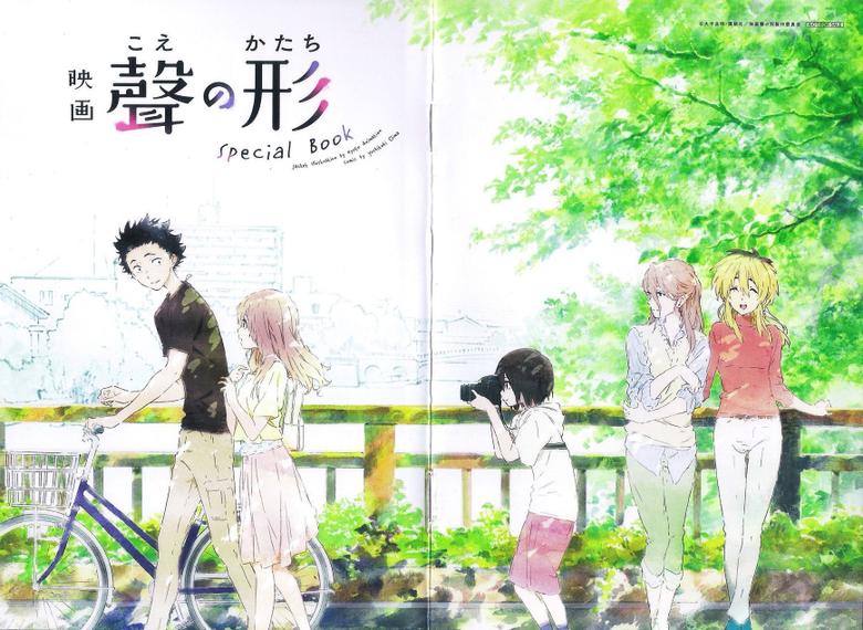 Koe No Katachi wallpapers Anime HQ Koe No Katachi pictures