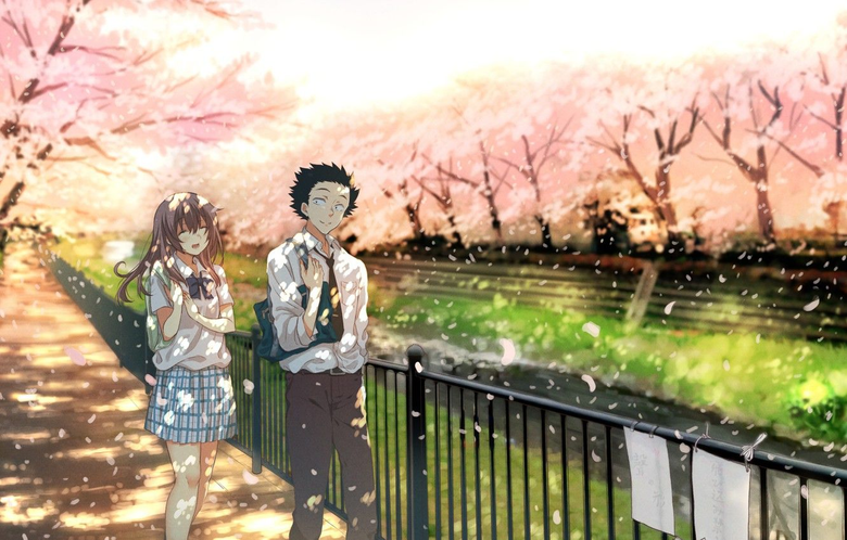 A Silent Voice Wallpapers