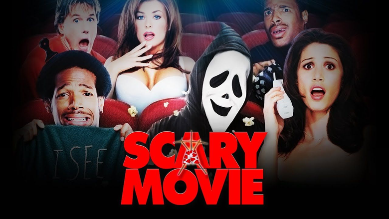 scary movie wallpaper