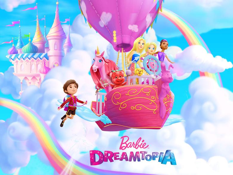 Watch Barbie Dreamtopia