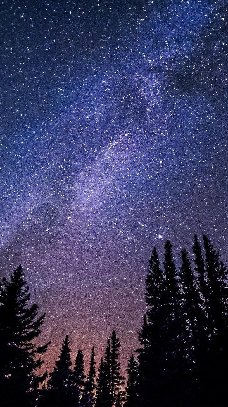Night Sky Phone Wallpapers