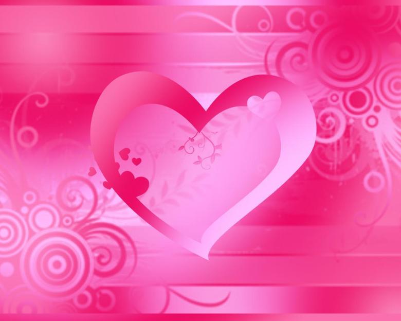 Best Love Pink Wallpapers Wallpapers