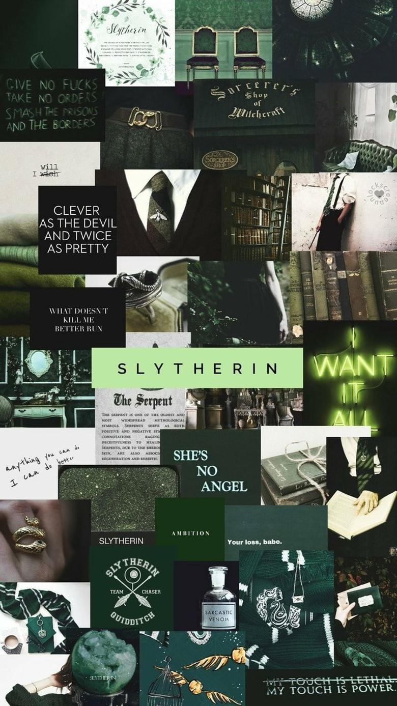 slytherin uploaded by dani
