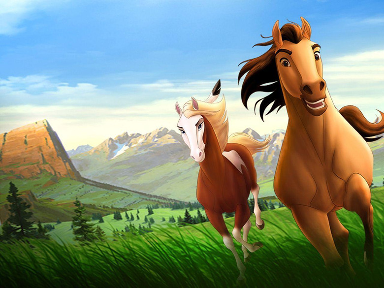 Spirit the Stallion image Spirit Wallpapers HD wallpapers and