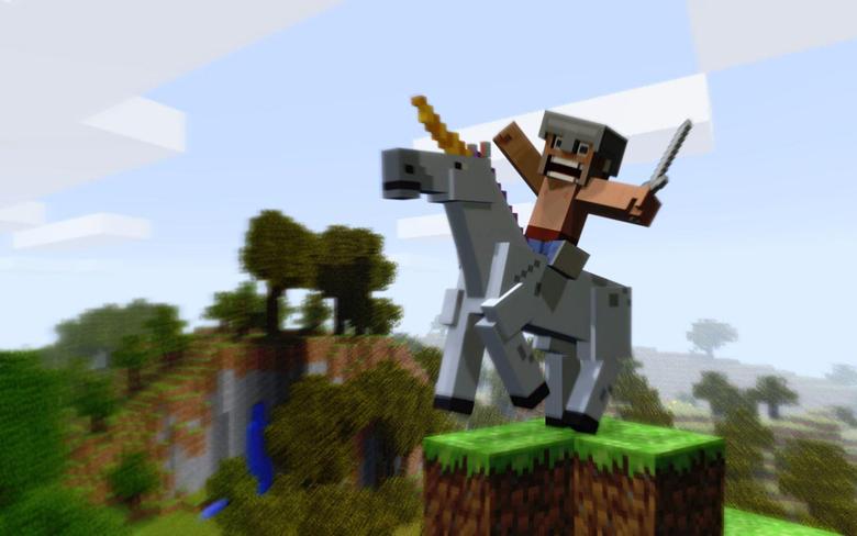 Minecraft Unicorn