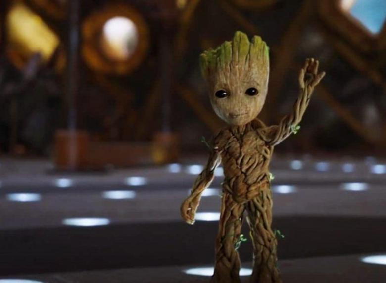Bye Bye Groot