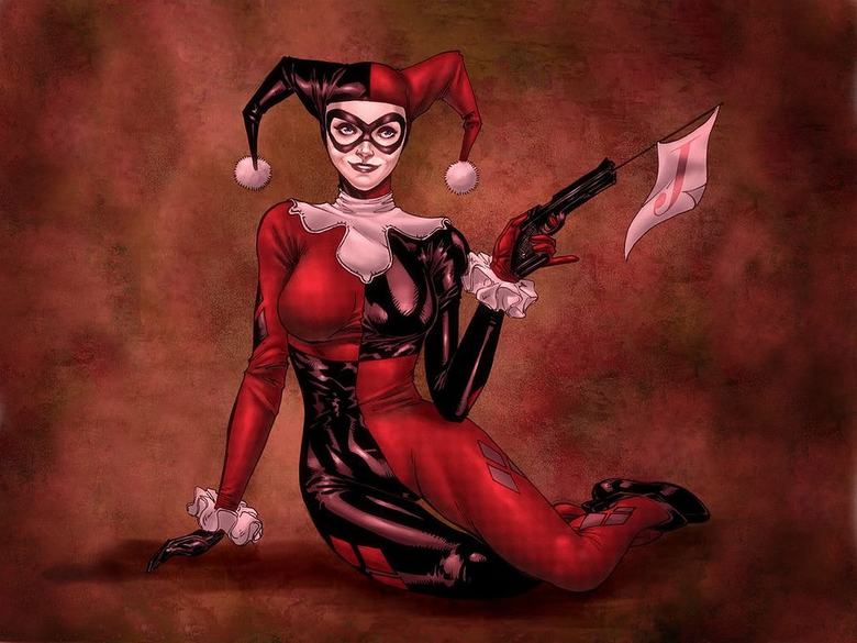 Comics Harley Quinn Wallpapers 1280x960 for your