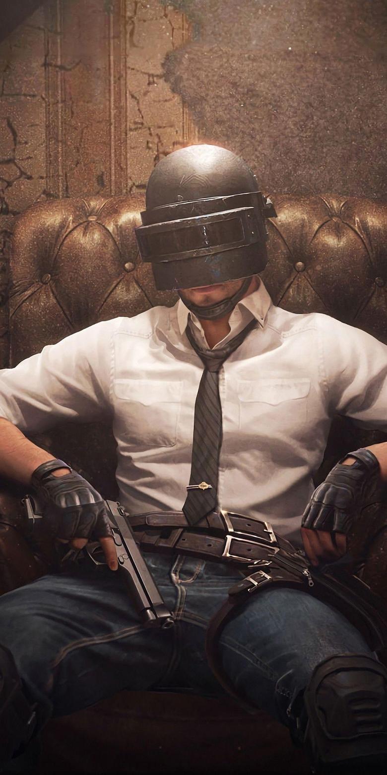 PUBG PlayerUnknown s Battlegrounds helmet guy as Boss 1080x2160