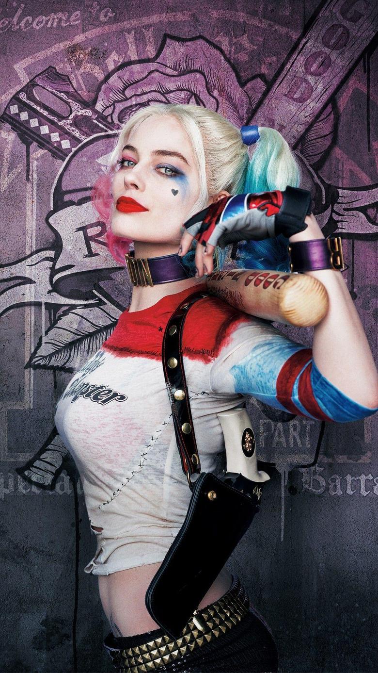 Harley Quinn Phone Wallpapers