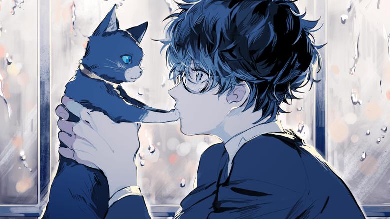 Wallpapers Hd Anime Cute Boy