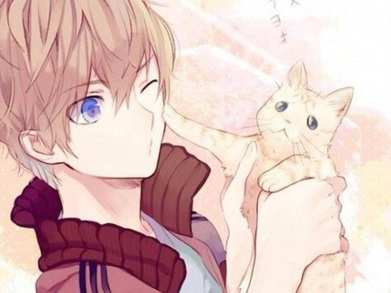Kawaii Anime Boy Wallpapers