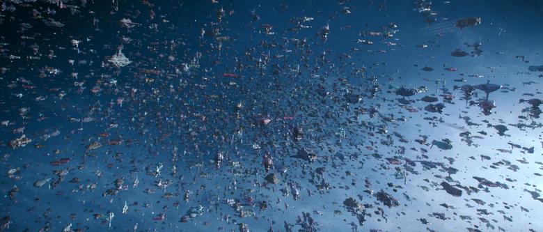galaxy fleet