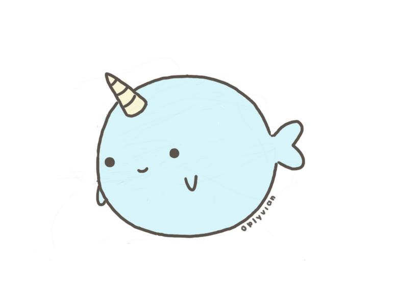 animated narwhal