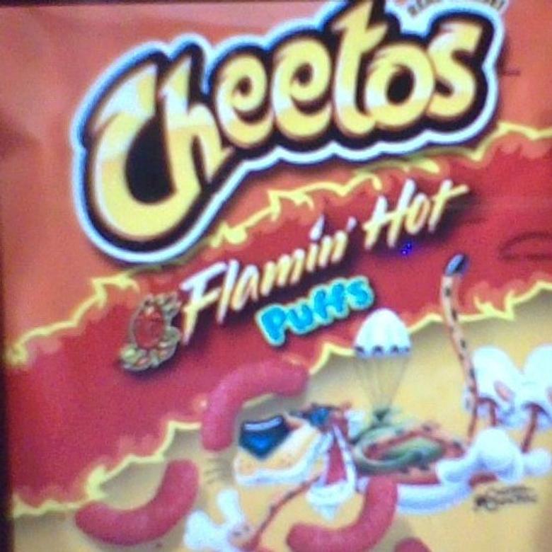 Cheeto puffff