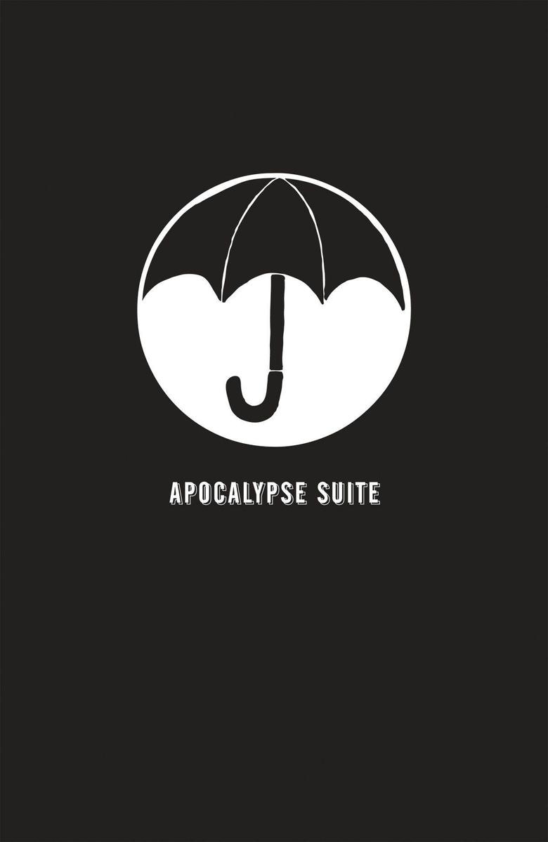 The Umbrella Academy Apocalypse Suite Limited Edition Gerard Way