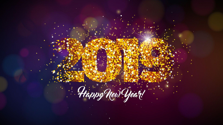 2019 Happy New Year Wallpapers Full HD 38476