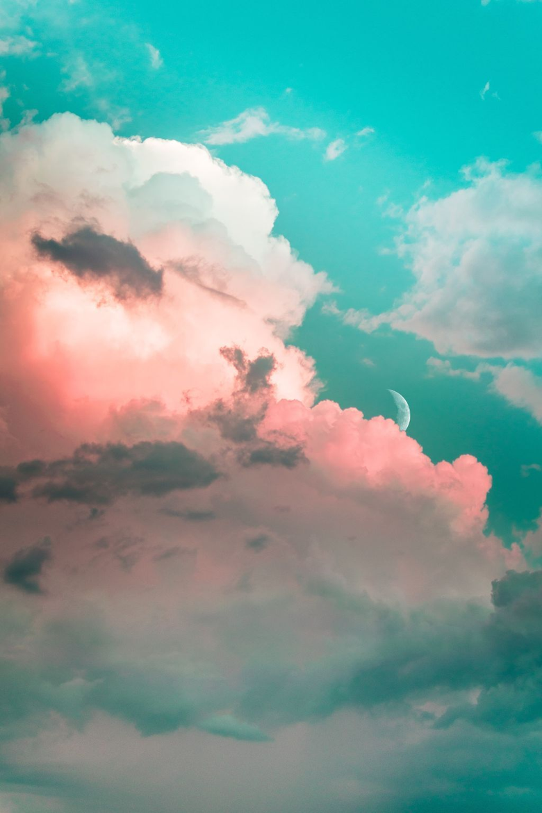 Aesthetic Cloud Backgrounds Best Backgrounds Image HD Wallpapers