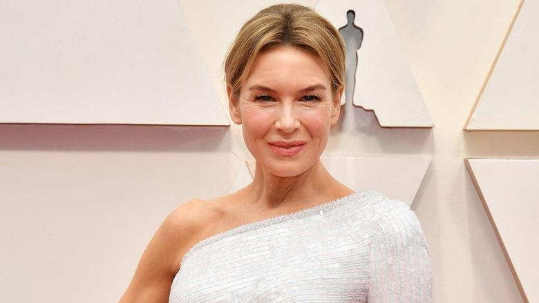 Renee Zellweger Shines at 2020 Oscars in Elegant One