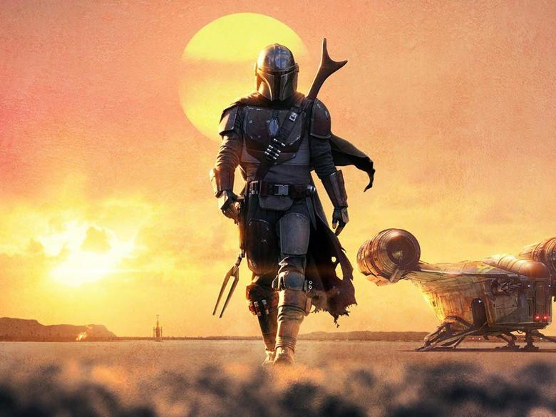 The Mandalorian Star Wars TV Series wallpapers