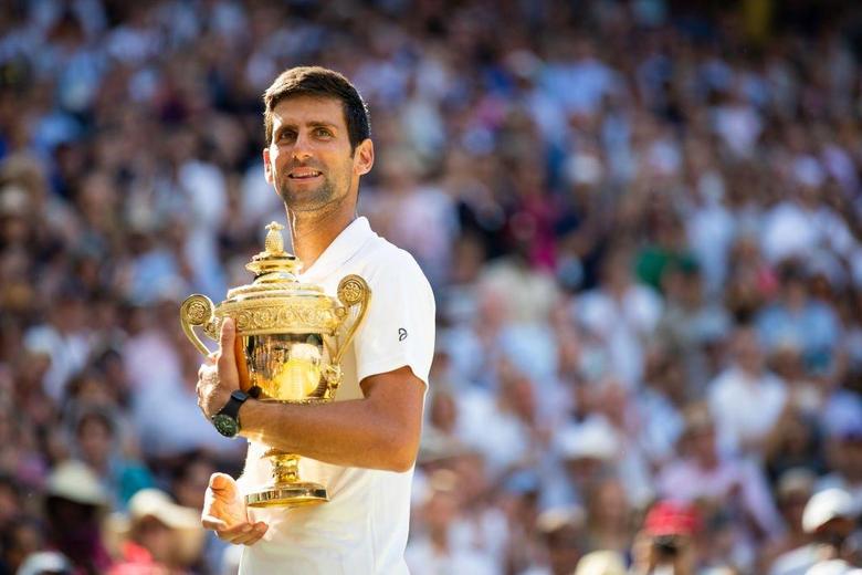 Novak Djokovic Wimbledon 2019 wallpapers