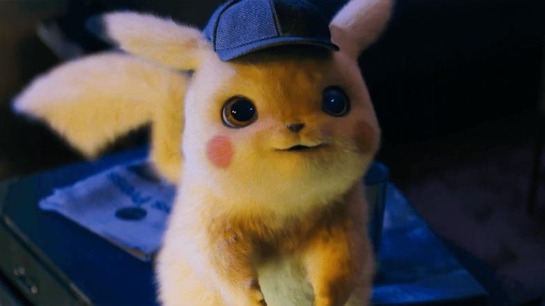 Pokémon Detective Pikachu HD Wallpapers