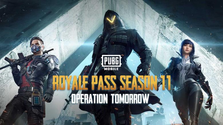 PUBG Mobile Season 11 Royale Pass Weekly Missions Rewards