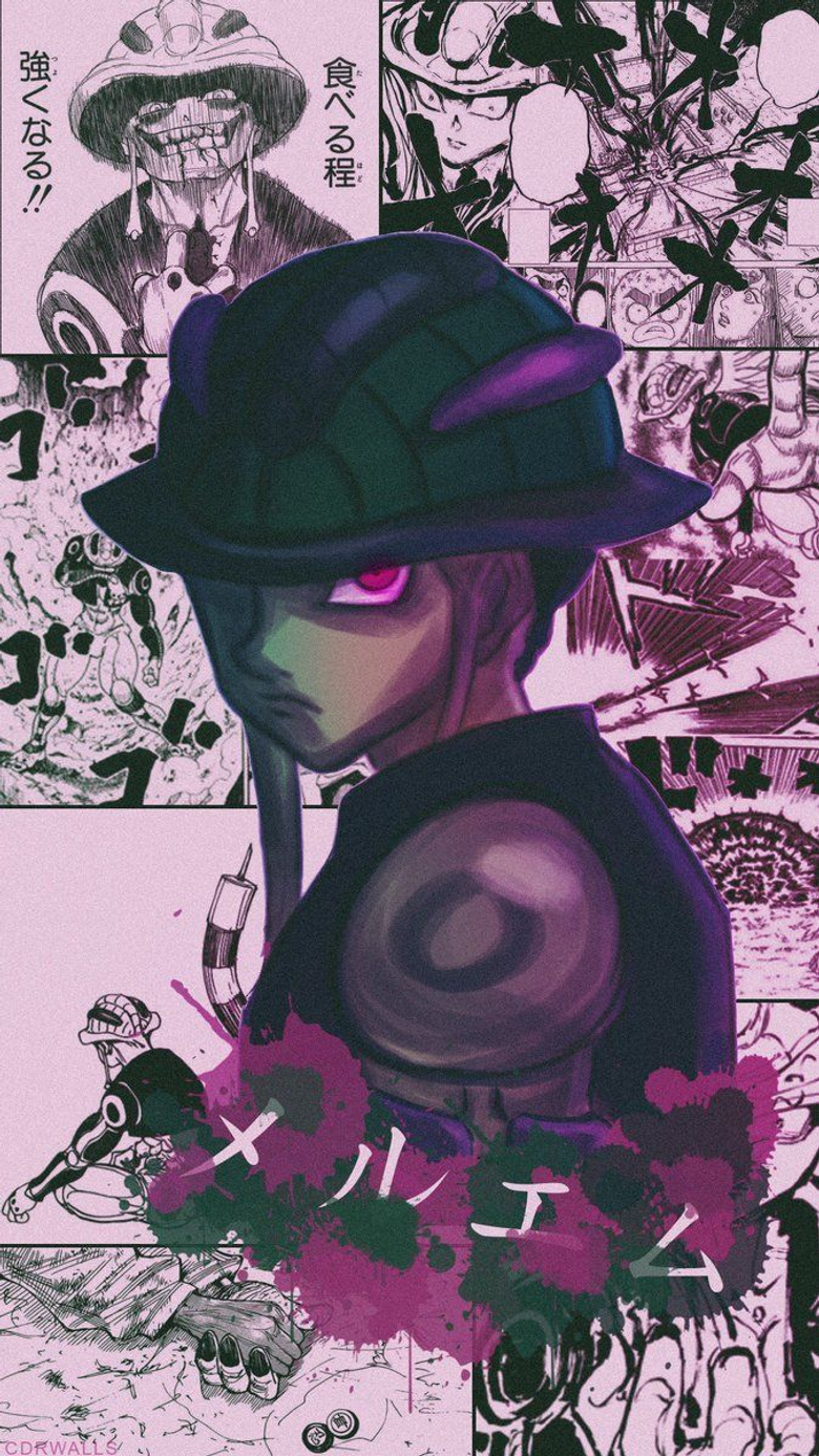 Hunter X Hunter Phone Wallpapers posted by Christopher Cunningham