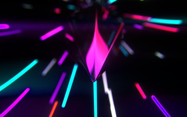 Neon Lights 4K Wallpapers
