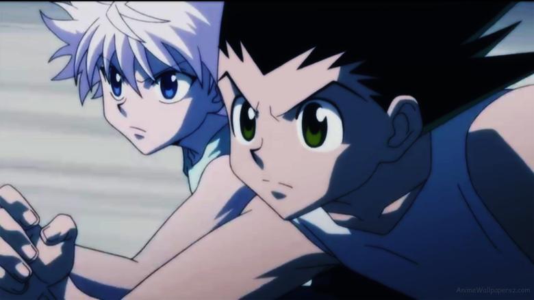 Anime series characters gon killua hunterxmunter wallpapers