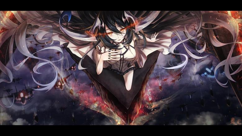 Devil Girl Wallpapers