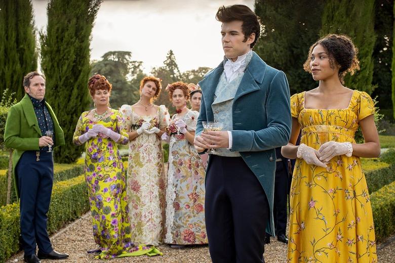 Bridgerton Meet All the Characters in the Netflix Regency Drama