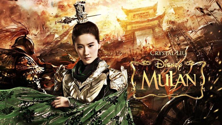 The Legend of Mulan Disney s 2020 Take