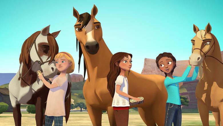 Spirit Riding Review Netflix Series Tames the Wild West