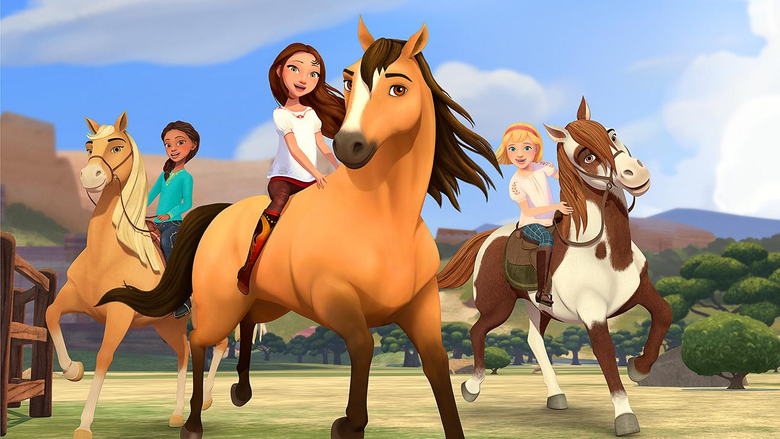 Spirit Riding Trailer Netflix Brings the Wild Horse to the