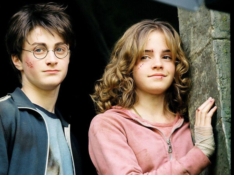 Emma Watson in Harry potter