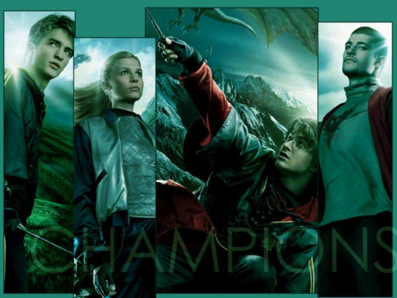 Potter 4 Wallpapers Harry