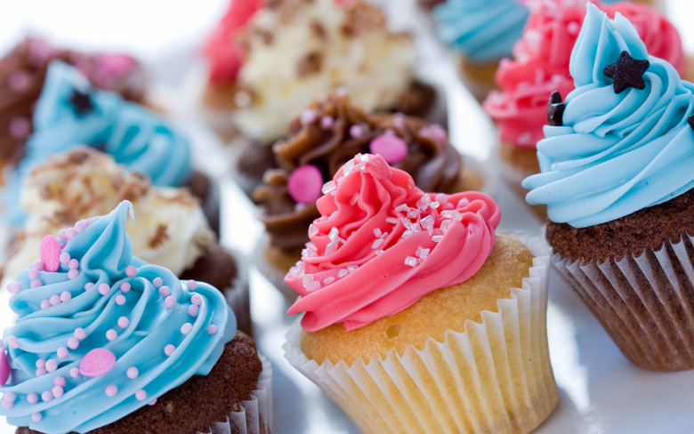Flavored Cupcakes