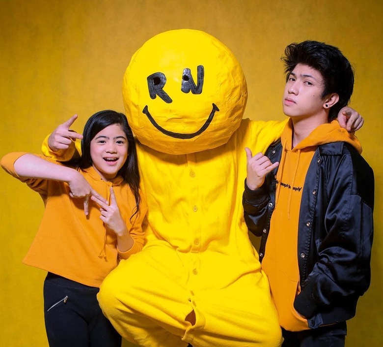 image about Niana Guerrero and Ranz Kyle
