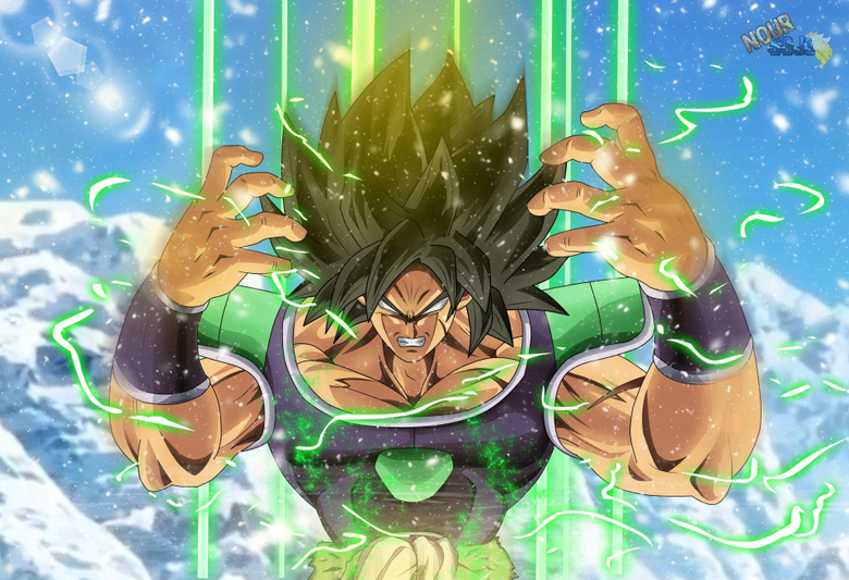 Dragon Ball Super Broly HD Wallpapers