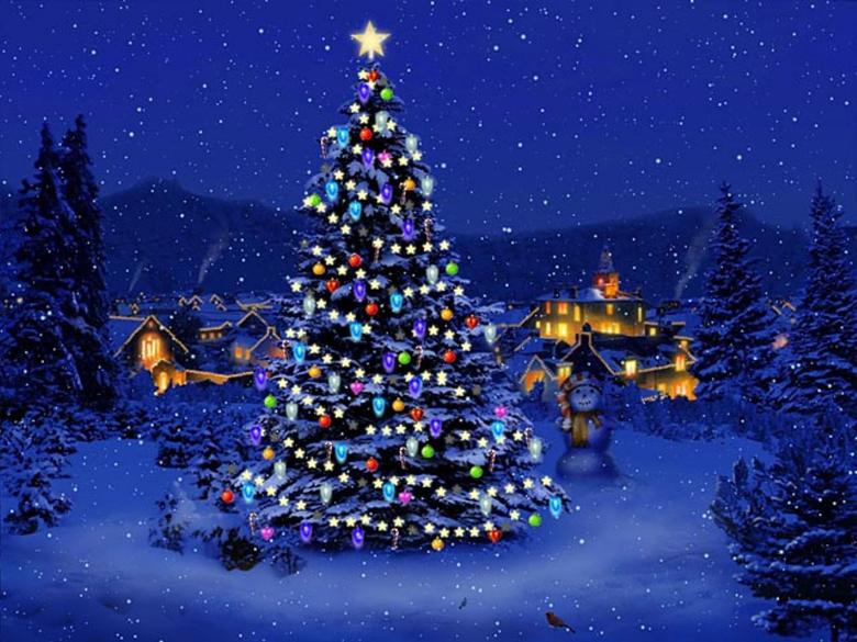 christmas themes for windows 7