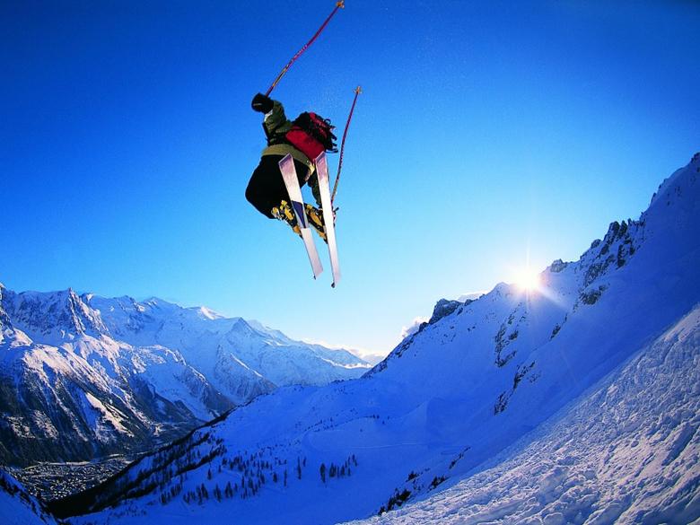 Ski ride Wallpapers Pictures For Desktop