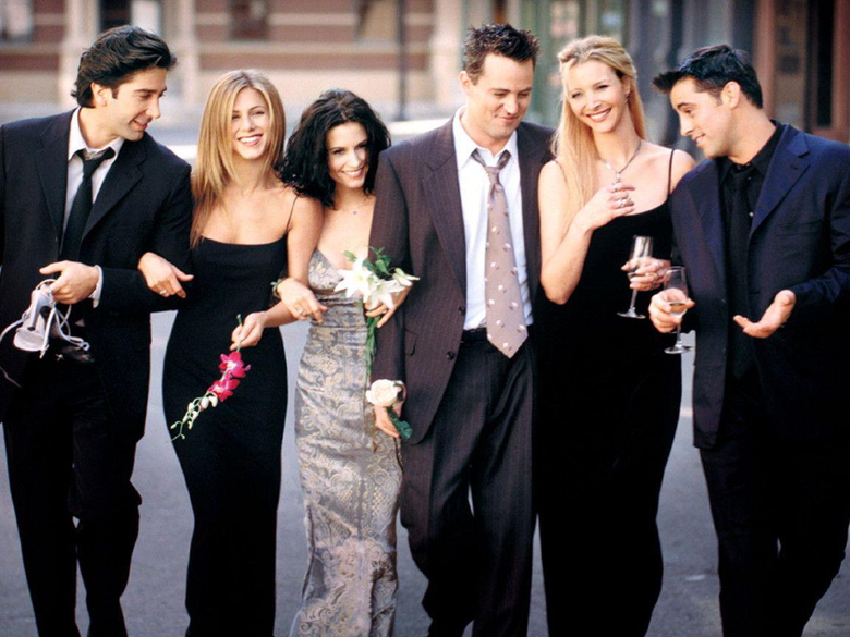 Friends Tv Show Wallpapers Group