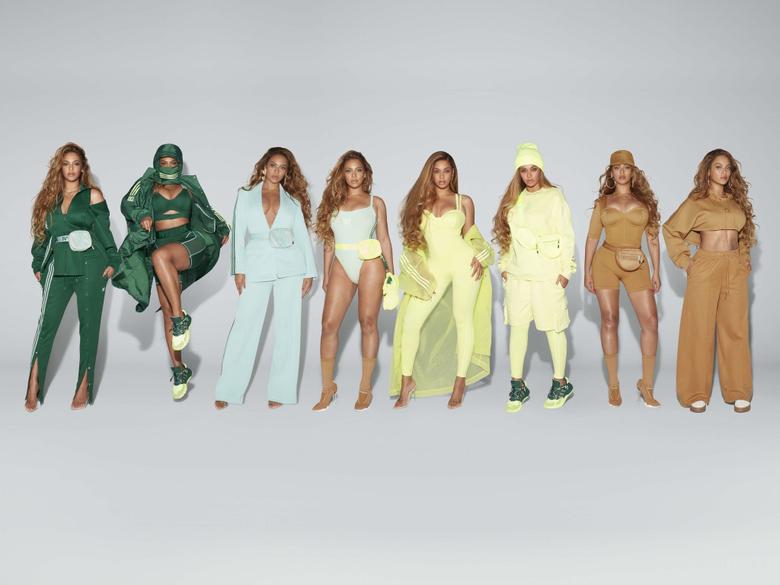 See Beyoncé s Adidas x Ivy Park Drip 2 Collection Photos